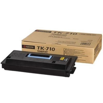 Тонер-картридж Kyocera Black/Черный (TK-710)