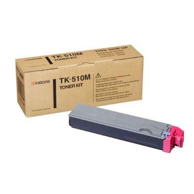 Тонер-картридж Kyocera Magenta/Пурпурный (TK-510M)