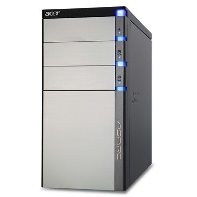 Настольный компьютер Acer Aspire M5400 PT.SE1E2.055