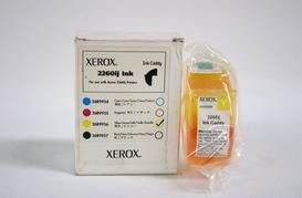 Расходный материал Xerox Картридж с желтыми чернилами 2260ij 026R09956