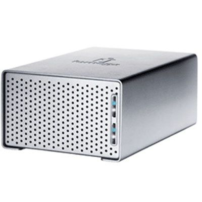 "Внешний жесткий диск Iomega UltraMax Plus Desktop 3.5"" 2000Gb FW800/FW400/USB 2.0 34439"