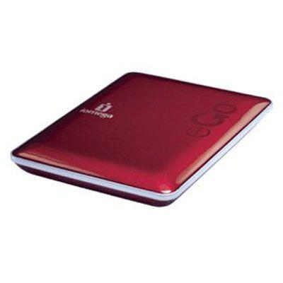 """Внешний жесткий диск Iomega eGo Portable, Mac Edition 2.5"""" 320Gb FW400/FW800/USB2.0 Red 34625"""