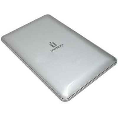 """������� ������� ���� Iomega eGo Portable, Mac Edition 2.5"""" 500Gb FW400/FW800/USB2.0 Silver 34628"""