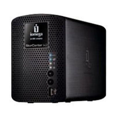 """Внешний жесткий диск Iomega StorCenter ix2 3.5"""" 1000Gb USB 2.0, Ethernet 34750"""