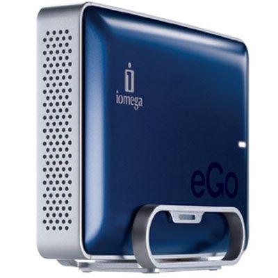 """Внешний жесткий диск Iomega eGo Desktop 3.5"""" 2000Gb USB 2.0 Blue 34825"""