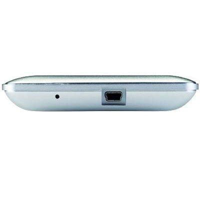 """Внешний жесткий диск Iomega eGo Portable 2.5"""" 500Gb USB2.0 Silver 34900"""
