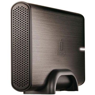"������� ������� ���� Iomega Prestige Portable 3.5"" 1000Gb USB 2.0 Gray 34918"