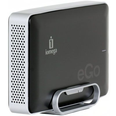 "������� ������� ���� Iomega eGo Desktop 3.5"" 1000Gb USB 2.0 Black 34941"