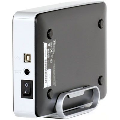 """Внешний жесткий диск Iomega eGo Desktop 3.5"""" 1000Gb USB 2.0 Black 34941"""