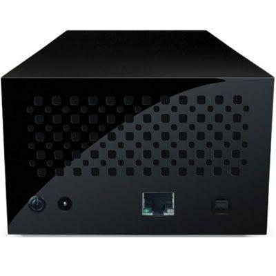 """������� ������� ���� LaCie Network Space Max 2000Gb 3.5"""" USB 2.0 301519EK"""