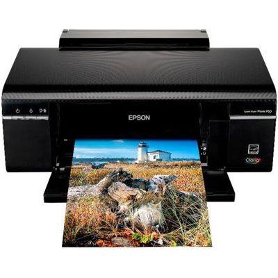 Принтер Epson Stylus Photo P50 C11CA45341
