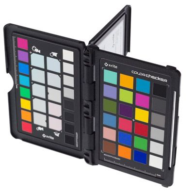 X-Rite Калибровочная шкала ColorChecker Passport MSCCPP