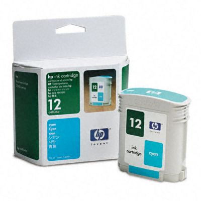 ��������� �������� HP 12 Cyan Ink Cartridge C4804A