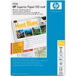 Расходный материал HP Superior Inkjet Paper Matt A4 180g/m2 Q6592A