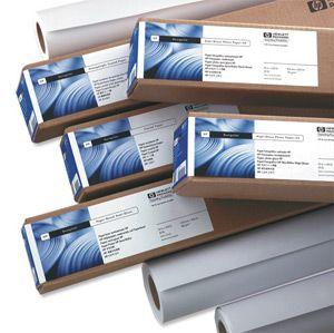 Расходный материал HP Universal Instant-dry Gloss Photo Paper-1524 mm x 30.5 m (600 in x 100 ft) Q6583A