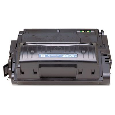 ��������� �������� HP LaserJet Q5942XC Contract Black Print Cartridge Q5942XC
