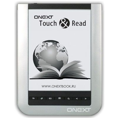 Электронная книга ONEXT Touch&Read 001_black