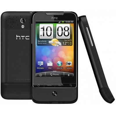 Смартфон, HTC A6363 Legend Black