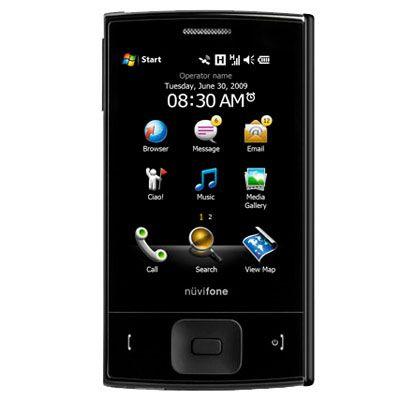 Смартфон, Garmin - Asus Nuvifone M20