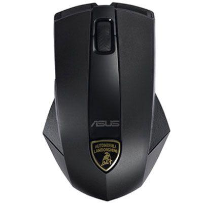 Мышь беспроводная ASUS WX-Lamborghini Black 90-XB1L00MU00020-