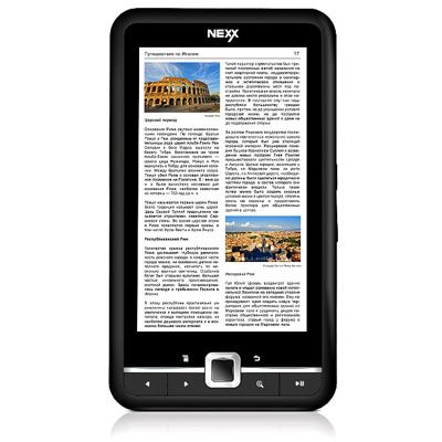 Электронная книга Nexx NRM-51 led