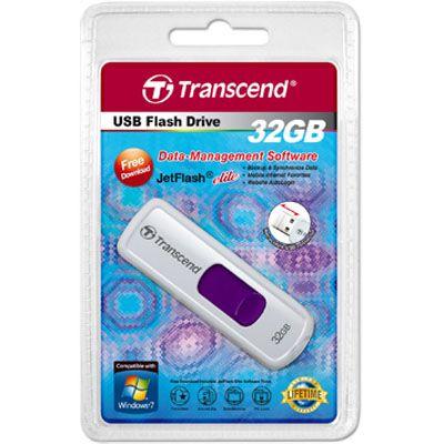 Флешка Transcend 32Gb JetFlash 530 TS32GJF530