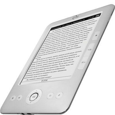 Электронная книга Treelogic Lecto 601 White