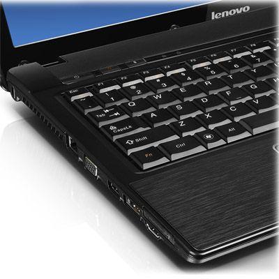 Ноутбук Lenovo IdeaPad G560A1-I383G500BWI 59058819 (59-058819)