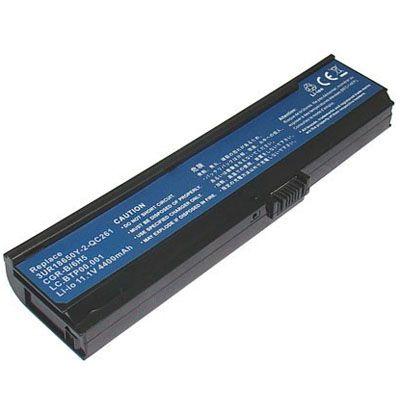 Аккумулятор TopON для Acer Travelmate, Aspire Series 4800mAh TOP-AC5570 / lc.BTP01.006