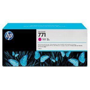 Расходный материал HP HP 771 3-pack 775-ml Chromatic Red Designjet Ink Cartridges CR251A