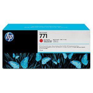 Расходный материал HP HP 771 775-ml Chromatic Red Designjet Ink Cartridge CE038A