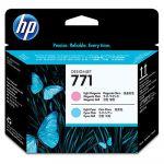 ��������� �������� HP HP 771 Light Magenta/Light Cyan Designjet Printhead CE019A