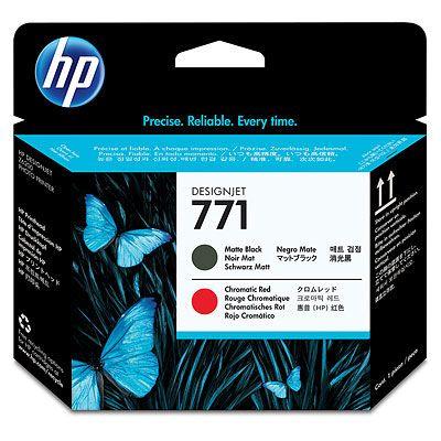 HP 771 ���������� ������� Matte Black/�������-������� ������/ (CE017A)