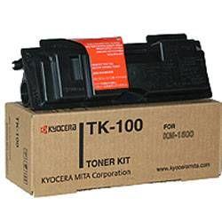 Тонер Kyocera Black/Черный (TK-100)