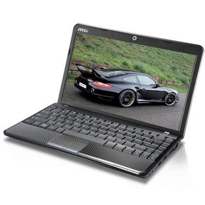 Ноутбук MSI Wind U250-030 Black