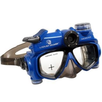 Liquid Image Подводная видео-маска LIC320 Scuba Series HD320 Mid-Size
