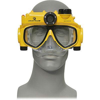 Liquid Image Подводная видео-маска LIC302 Explorer Series