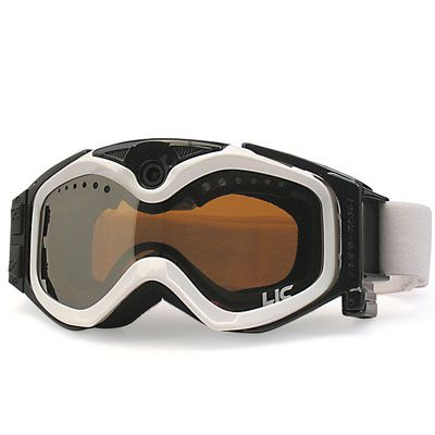 Liquid Image Морозостойкая видео-маска LIC335W Summit Series Snow Board Goggle Cam (White)