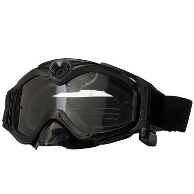 Liquid Image ��������������� �����-����� Impact Series Offroad mx Goggle Cam (Black) 365