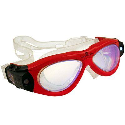 Liquid Image Подводные видео-очки LIC330 FreeStyle Series Swim Goggle (Red)