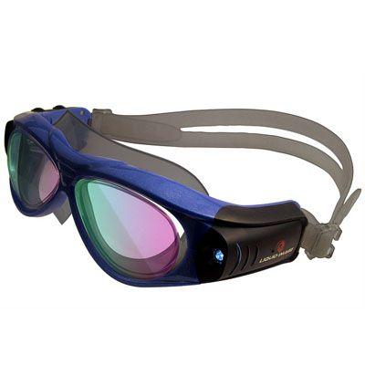Liquid Image Подводные видео-очки LIC330 FreeStyle Series Swim Goggle (Blue)