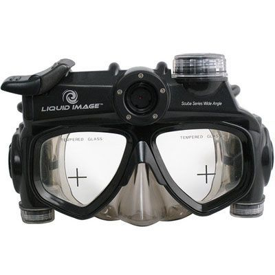 Liquid Image Подводная видео-маска LIC323 Wide Angle Scuba Series HD322 Xtra Large Skirt