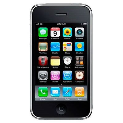 Смартфон, Apple iPhone 3GS 8Gb Black