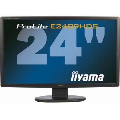 Монитор Iiyama ProLite E2409HDS-B1