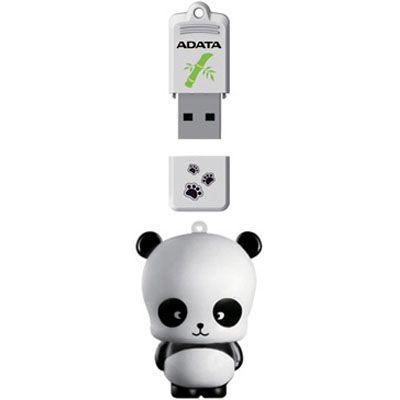 Флешка ADATA 4Gb T809 Panda