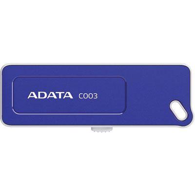 Флешка ADATA 4Gb C003 Blue