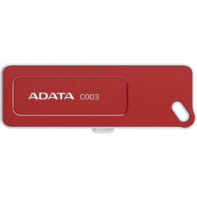 Флешка ADATA 4Gb C003 Red