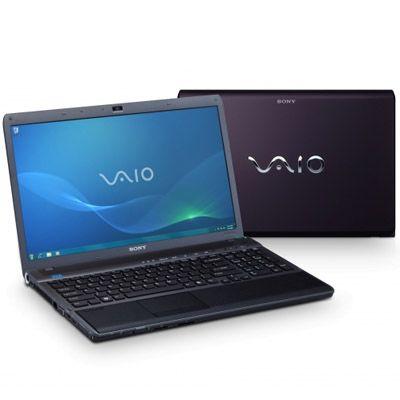 Ноутбук Sony VAIO VPC-F13Z8R/BI