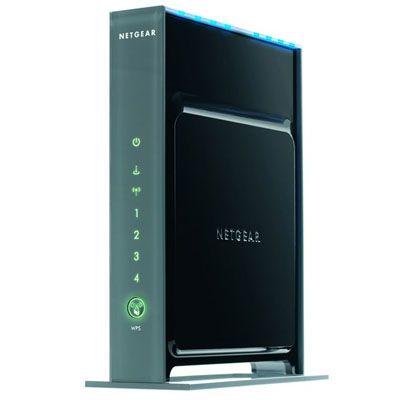 Wi-Fi роутер Netgear 300Mbps WNR3500L-100RUS LAN