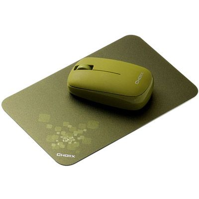 Мышь беспроводная Cooler Master Cruiser Laser USB Green C-WM02-GG